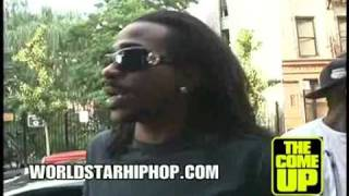 Max B Interview on The Come Up DVD