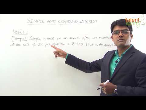 how to calculate simple interest