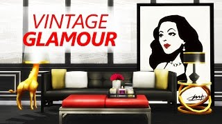 The Sims 4 Vintage Glamour Stuff Pack | REVIEW | BUILD & BUY
