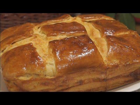 Сырный пирог из армянского