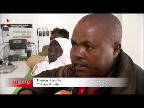 3sat makro Afrika Digital   Internetboom im Silicon Savannah komplette Doku