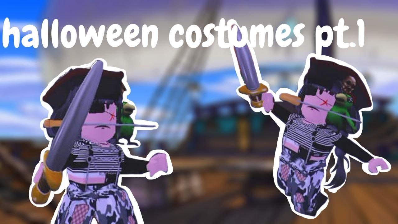 ADOPT ME HALLOWEEN COSTUME IDEAS- PART 1- ROBLOX #Shorts