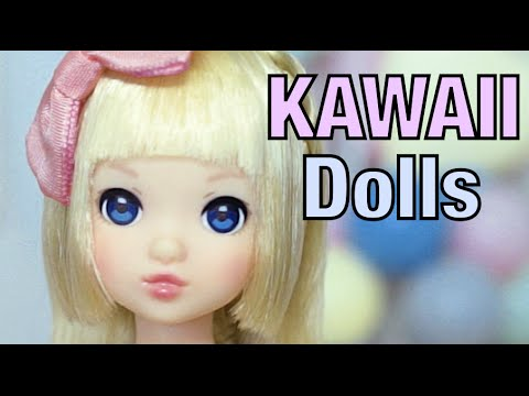 KAWAII DOLLS COLLECTION | Tokyo Doll Show 42 Winter 2015 | 可愛いドールまとめ