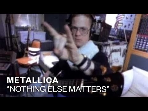 Metallica  Nothing Else Matters