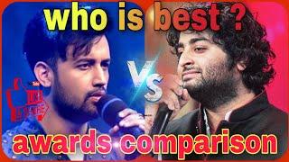 """Who Is Best? Arijit Singh vs Atif Aslam Awards Comparison.#Best vs Best .#ArijitSingh vs AtifAslam."