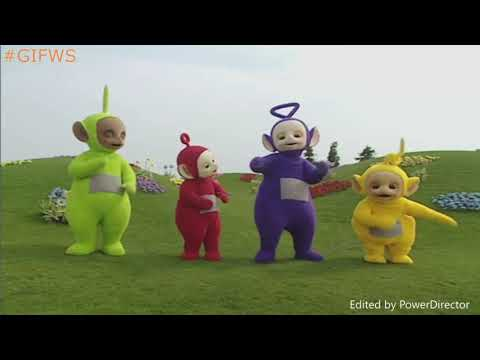 Power Tubies alsoTeletubies But With Power Rangers Theme Song