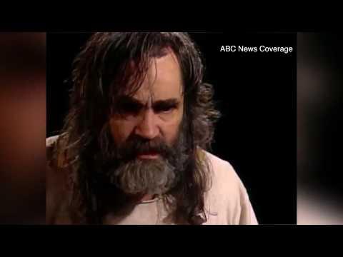 Charles Manson Dies In Bakersf charles manson