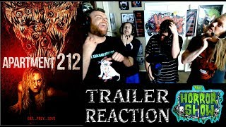 """Apartment 212"" 2018 Horror Movie Trailer Reaction - The Horror Show"