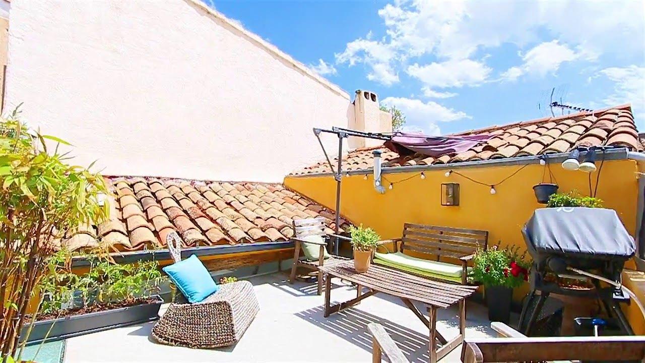 Appartement 2 pi ces 50 m2 avec terrasse aix en provence for Immobilier avec terrasse