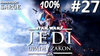 Zagrajmy w Star Wars Jedi: Upadły Zakon PL (100%) odc. 27 - Gorgara BOSS