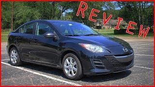 видео Mazda 3 2010