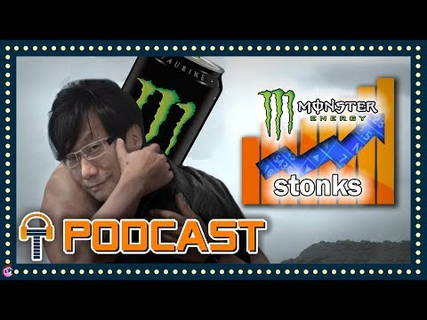 triplejump-podcast-#40:-death-stranding---monster-energy-stock-prices-rise?