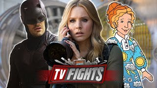 Best TV Cast To Help You Pull Off a Heist? - TV FIGHTS!