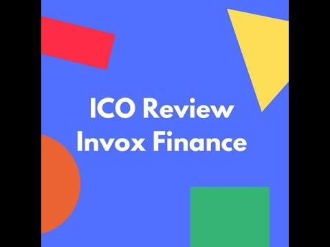 ICO Analysis Invox Finance