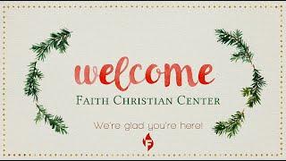 Sunday Service - December 20, 2020