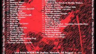 16 - George Thorogood - Wanted Man (Live 1977)