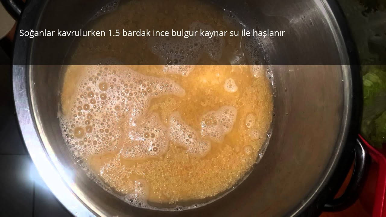 Kısır Nasıl Yapılır Videosu