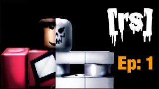 [rs] Roblox Bloopers Halloween Short: Roadkill Ep1