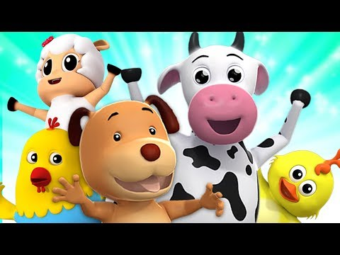 Baby Songs & Nursery Rhymes | Cartoon Videos for Children | Kids Song