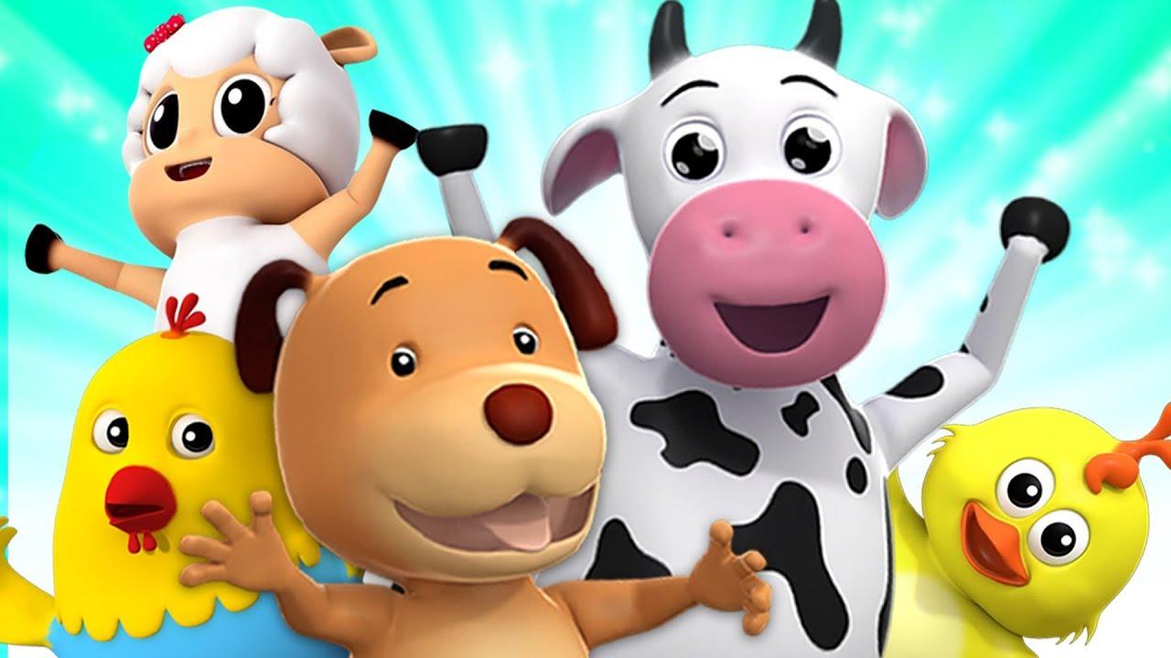 Download Baby Songs & Nursery Rhymes | Cartoon Videos for Children | Kids Song