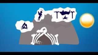 Жили ли древние люди в пещерах?