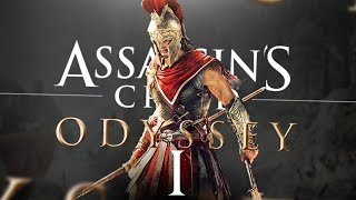 THIS IS SPARTA | Assassin's Creed Odyssey [#1][PREMIERA]