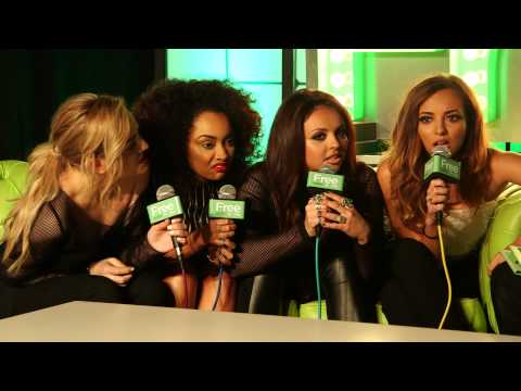 Little Mix Play 'Next Lines' at Free Radio Live 2013