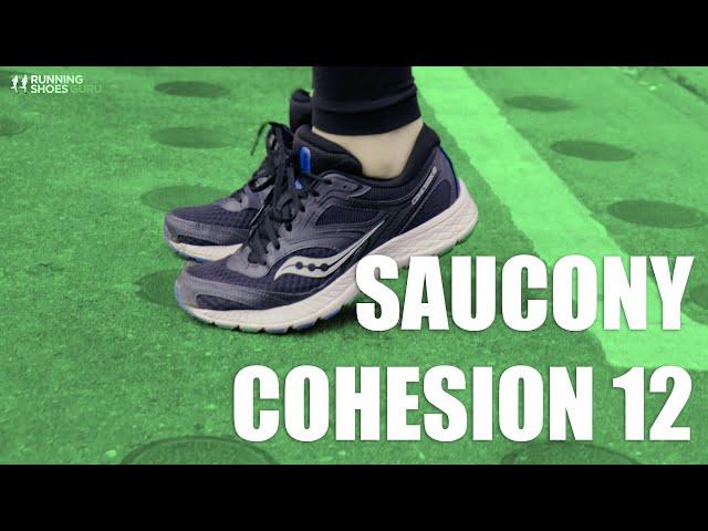 saucony cohesion 12
