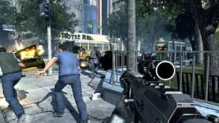 Call of Duty Modern Warfare 2 Gameplay Walkthrough 5 Act I Takedown