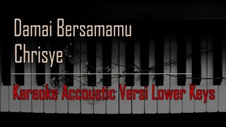 Download Lagu #karaokedamaibersamamu #karaokechrisye #piano Chrisye - Damai Bersamamu Karaoke Versi Lower Keys mp3
