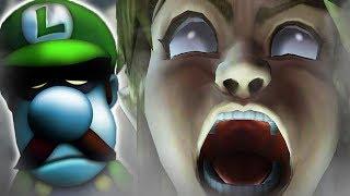 5 CREEPY Easter Eggs in Nintendo Spielen 🎃😱