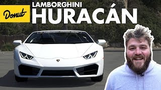 I Finally Got A Lambo - Lamborghini Huracán Review | The New Car Show