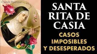 Oración milagrosa a Santa Rita de Casia, abogada de los casos imposibles y muy desesperados