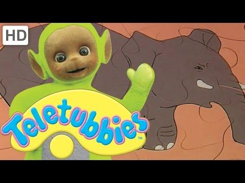 Teletubbies: Jigsaw Elephant - Full Episode