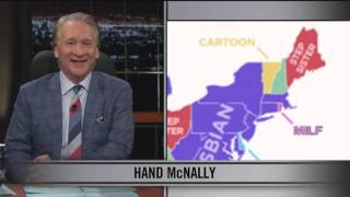 real time with bill maher web exclusive new rule hand mcnally hbo