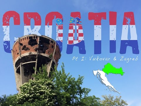 10 - Backpacking Croatia (I): Vukovar & Zagreb