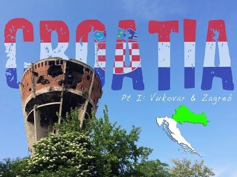 10 - Backpacking Croatia (I): Vukovar & Zagreb