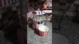 Cookplus mısır patlatma makinesi