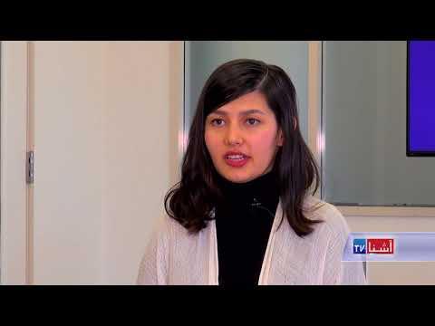 Sara Daqiq, a rising star in Silicon Valley - VOA Ashna