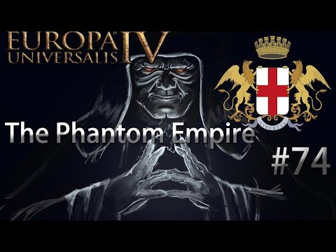 The Phantom Empire EU4 Genoa #74 Algiers你要唔要呀