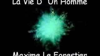 Maxime Le Forestier - La Vie D'un Homme - cover