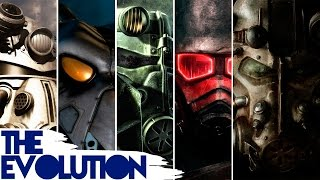 The Evolution of Graphics: Fallout (1997 -2015)