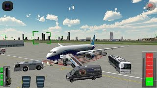 Flight 787 Advance - Walkthrough - Gameplay