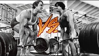 Arnold VS Franco: Who was Stronger?