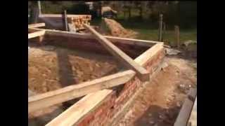 видео Построить дом из бруса самому