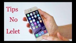 Cara Mudah Refresh IPHONE Lelet