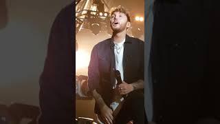 James Arthur - Recovery (Birmingham - Digbeth Arena 25/8/18)