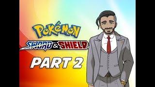 POKEMON SWORD & SHIELD Walkthrough Part 2 - Gym Challenge Ceremony (Nintendo Switch)