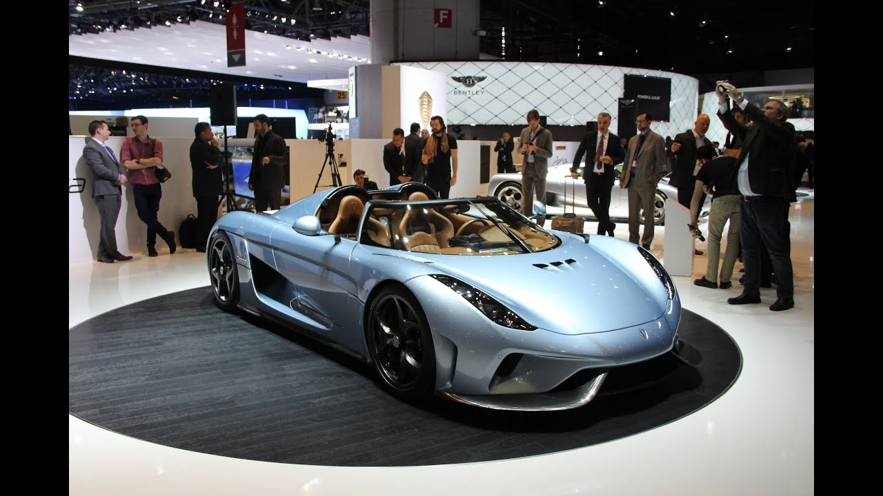 koenigsegg regera 2015 geneva motor show youtube. Black Bedroom Furniture Sets. Home Design Ideas