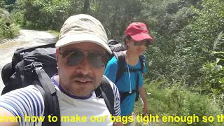 Annapurna Base Camp - Part 1 (Pokhara to Ghorepani)